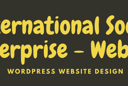 Glasgow based social enterprise website designer UK
