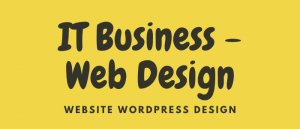 IT business website design Glasgow Scotland